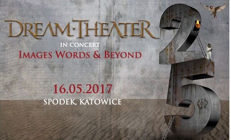 Dream Theater wystąpi w Katowicach
