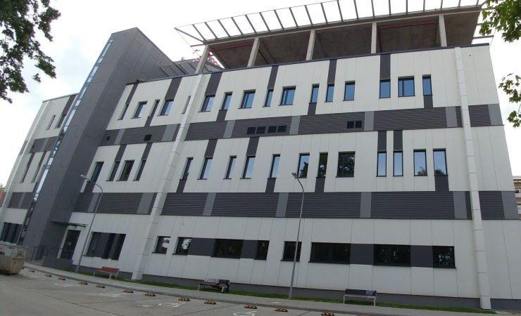 Zakończyła się rozbudowa Regionalnego Centrum Zdrowia w Lubinie