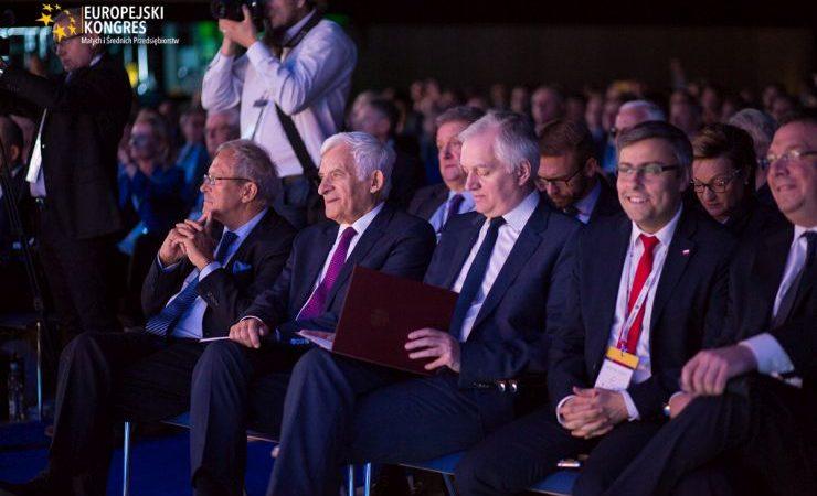 Rozpoczął się Europejski Kongres MŚP. To największe spotkanie sektora małych i średnich przedsiębiorstw w Polsce.