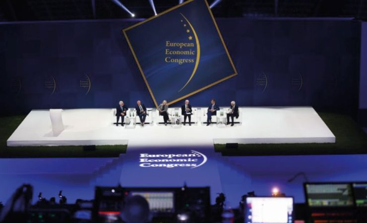 Rekordowa i jubileuszowa 10. Edycja Europejskiego Kongresu Gospodarczego w Katowicach