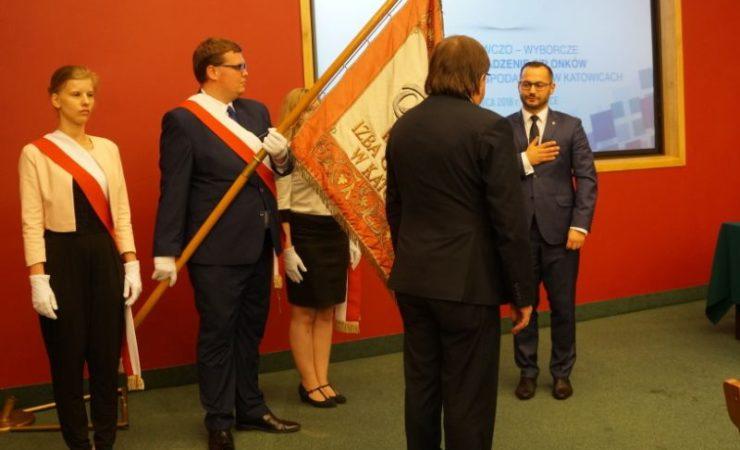 Regionalna Izba Gospodarcza w Katowicach ma nowego prezesa
