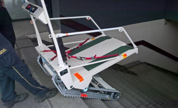 TYCHY: Schodołaz na dworcu pomoże niepełnosprawnym