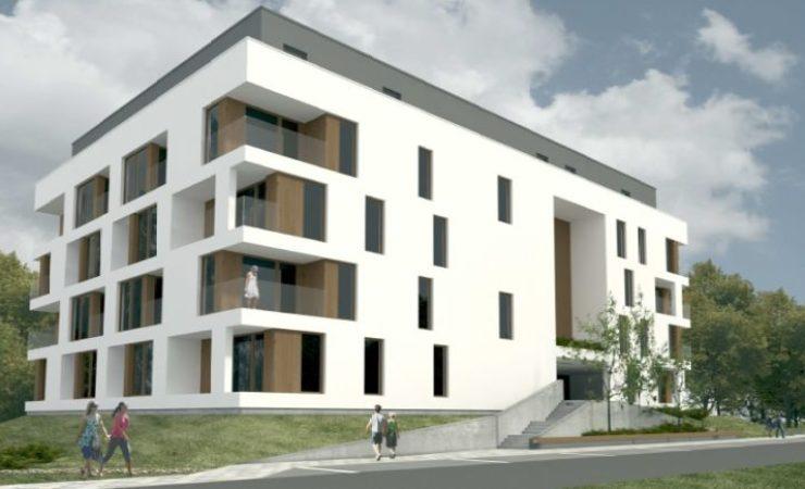 W Tychach powstają mieszkania komunalne