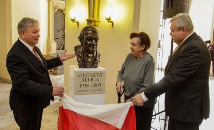 Dolnośląskie Centrum Chorób Serca ma wspaniałego patrona – Prof. Zbigniewa Religę