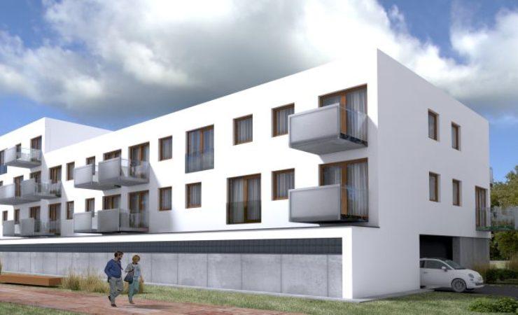 Nowe mieszkania przy ul. de Gaulle'a w Tychach